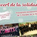 Concert de la Solidarité