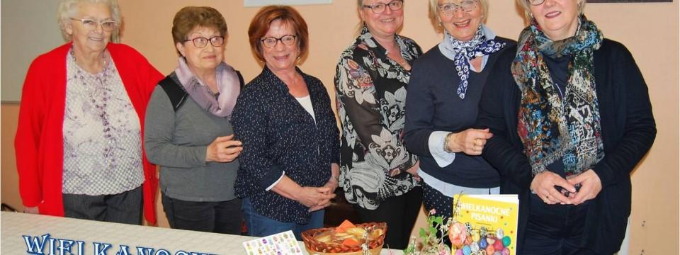 Le Café Pipelettes de Tradition et Avenir prépare les Fêtes de Pâques