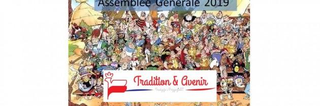 Walne Zgromadzenia Stowarzyszenia – Assemblée générale 2019