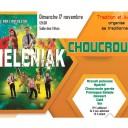 Choucroute 2019 – Dimanche 17 Novembre – T&A