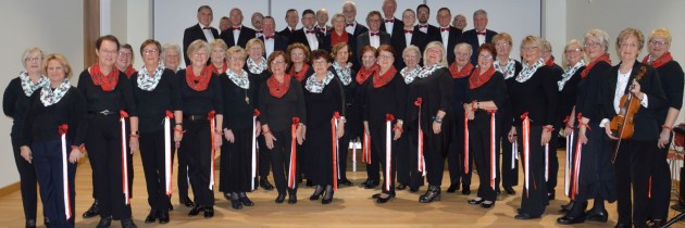 La chorale de Tradition et Avenir prend la pause